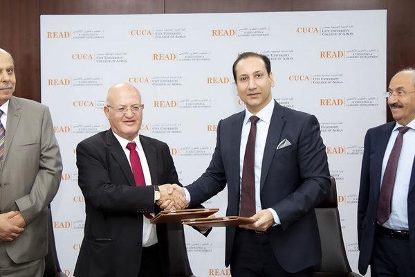 CUCA signs Memorandum of Understanding with National Charity School